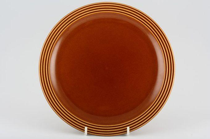 "Hornsea Heirloom - Brown Dinner Plate Dinner 10 1/4"""