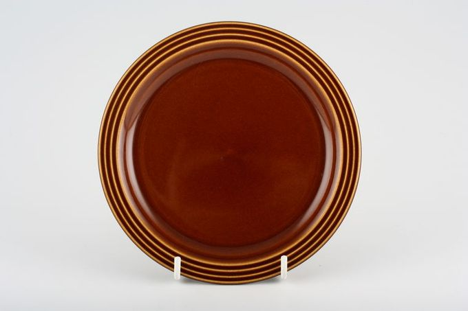 Hornsea Heirloom - Brown Breakfast / Salad / Luncheon Plate 8 3/4""