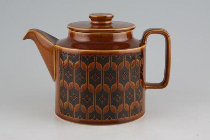 Hornsea Heirloom - Brown Teapot 2pt