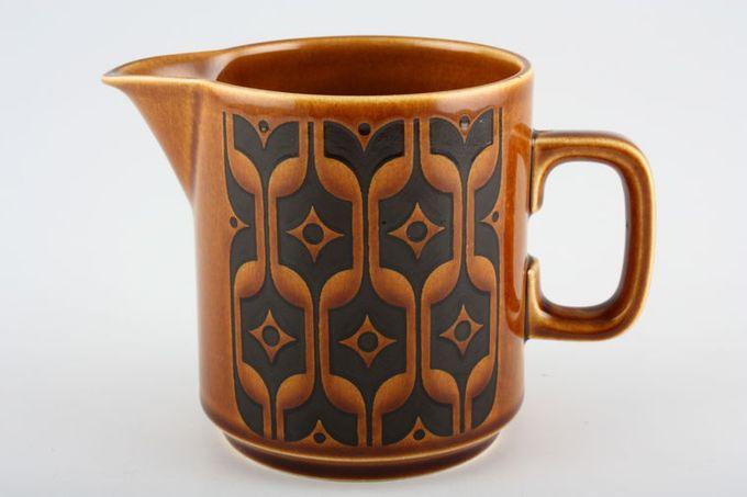 Hornsea Heirloom - Brown Milk Jug 1/2pt
