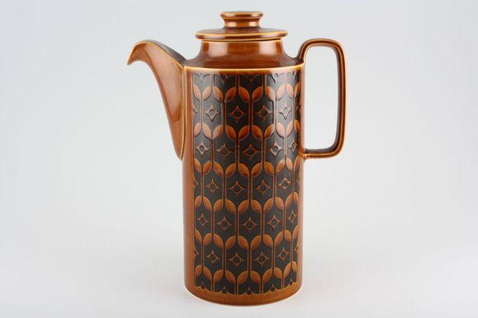 Hornsea Heirloom - Brown Coffee Pot 2 1/2pt