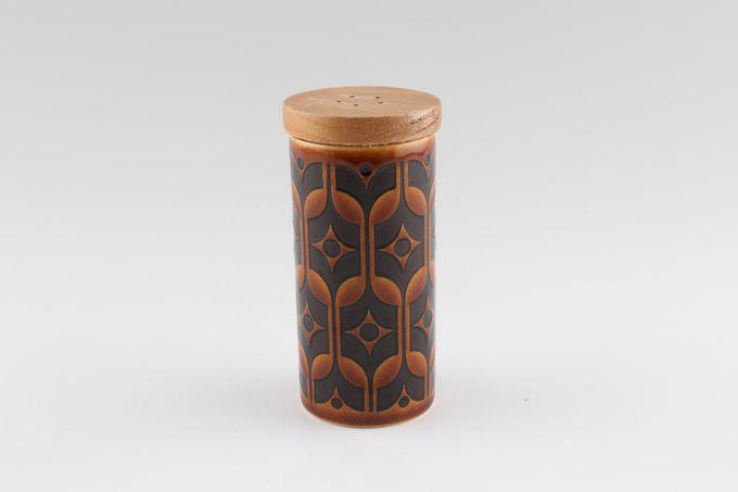 """Hornsea Heirloom - Brown Pepper Pot 4"""""""