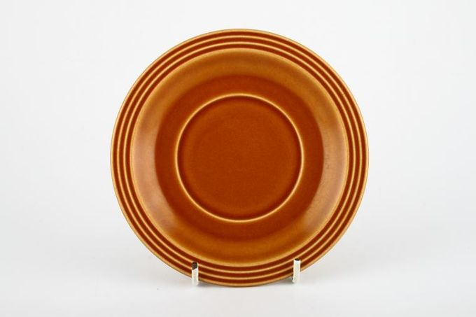 "Hornsea Saffron Tea Saucer 5 7/8"""