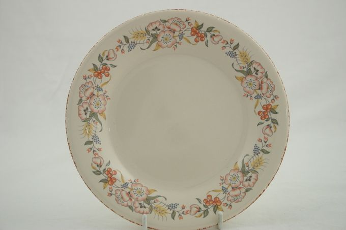 """Hornsea Seasons Dinner Plate 10 3/8"""""""