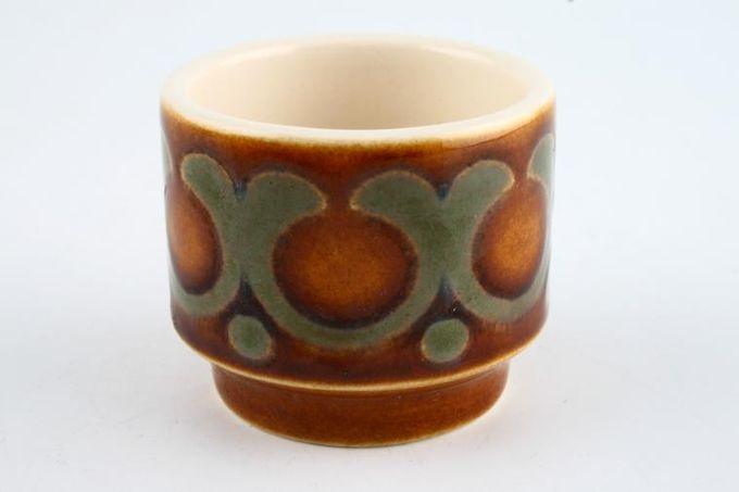 "Hornsea Bronte Egg Cup 1 7/8 x 1 5/8"""