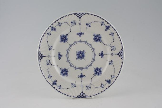 "Johnson Brothers Denmark - Blue Breakfast / Salad / Luncheon Plate 8 3/4"""