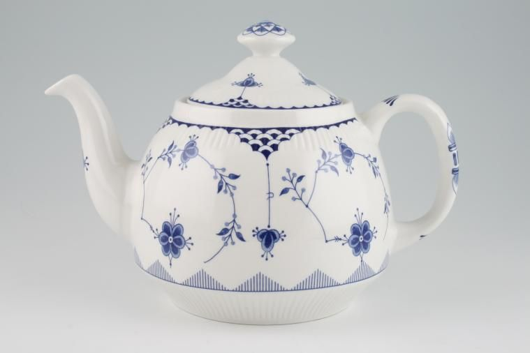 No obligation search for Johnson Brothers Denmark - Blue Teapot