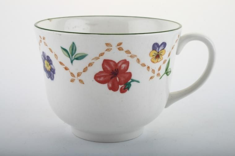 Johnson Brothers - Diamond Flowers - Teacup