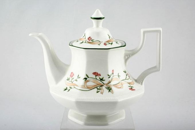 Johnson Brothers Eternal Beau Teapot 1pt