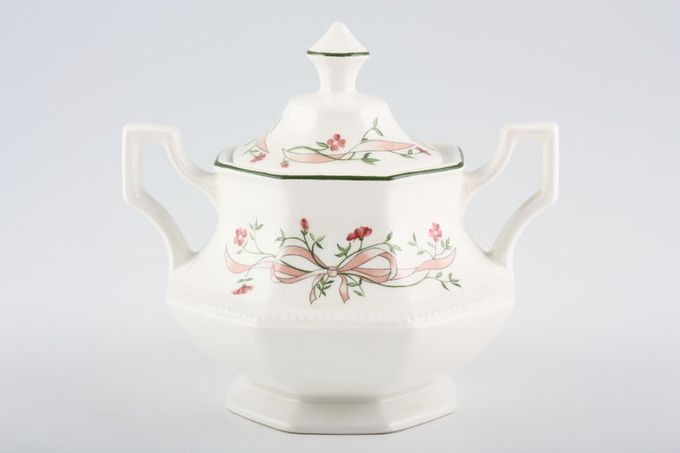 Johnson Brothers Eternal Beau Sugar Bowl - Lidded (Tea)