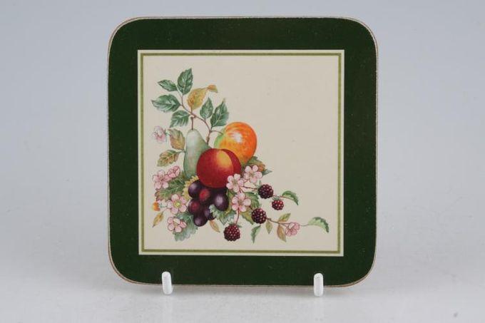 "Johnson Brothers Fresh Fruit - Octagonal Coaster 4 x 4"""