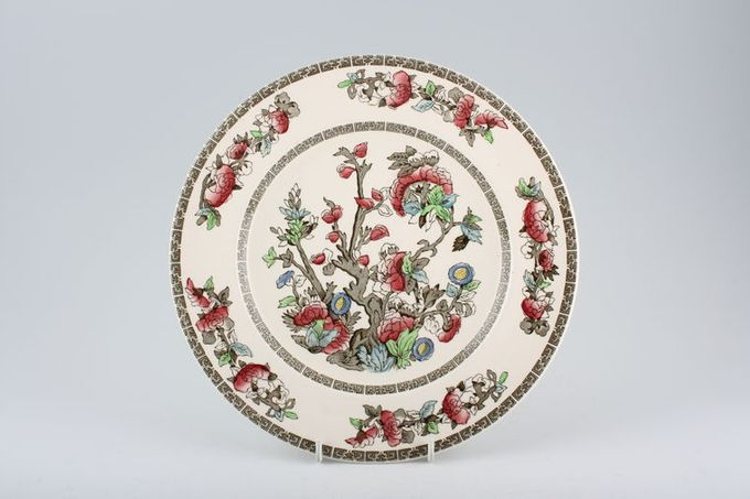 """Johnson Brothers Indian Tree Dinner Plate 9 3/4"""""""