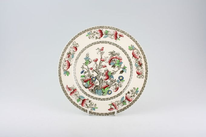Johnson Brothers Indian Tree Starter / Salad / Dessert Plate Shades of colour may vary on all items in this pattern 7 7/8""