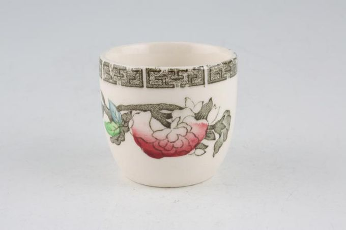 """Johnson Brothers Indian Tree Egg Cup 1 3/4 x 1 3/4"""""""