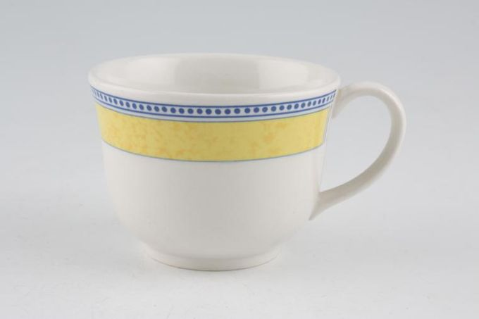 Johnson Brothers Jardiniere - Yellow Coffee Cup 2 3/4 x 2 1/8""
