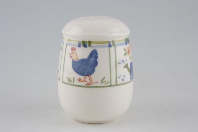 Johnson Brothers Meadow Brook Pepper Pot 5 holes