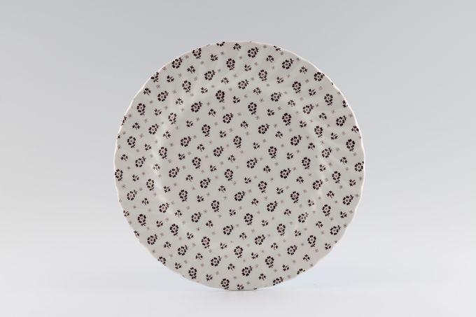 "Johnson Brothers Mille Fleur Starter / Salad / Dessert Plate 7 3/4"""