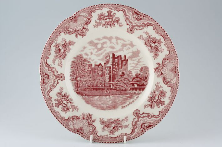Johnson Brothers Old Britain Castles - Pink