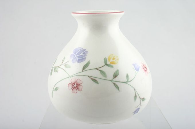 Johnson Brothers Summer Chintz Bud Vase 3 1/2""