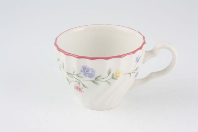 """Johnson Brothers Summer Chintz Coffee Cup 2 3/4 x 2"""""""