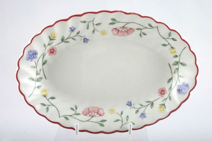 Johnson Brothers Summer Chintz Sauce Boat Stand