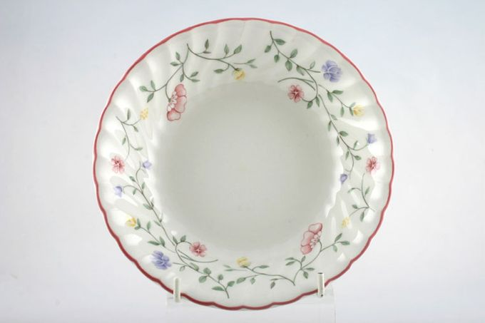 """Johnson Brothers Summer Chintz Oatmeal / Cereal / Soup 7 1/4"""""""