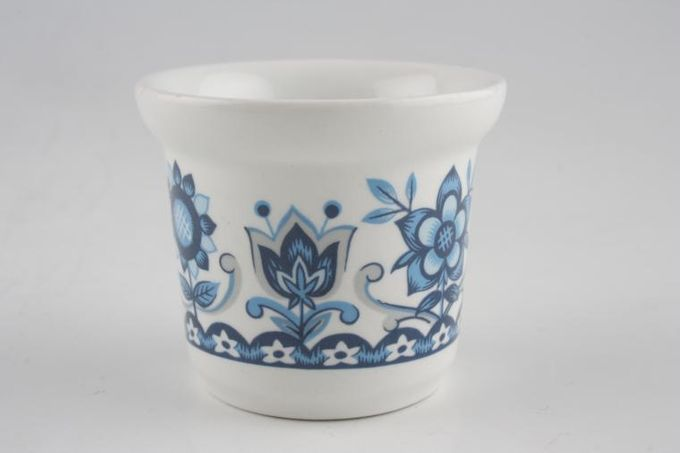 """Johnson Brothers Tudor Blue Egg Cup 2 x 2"""""""