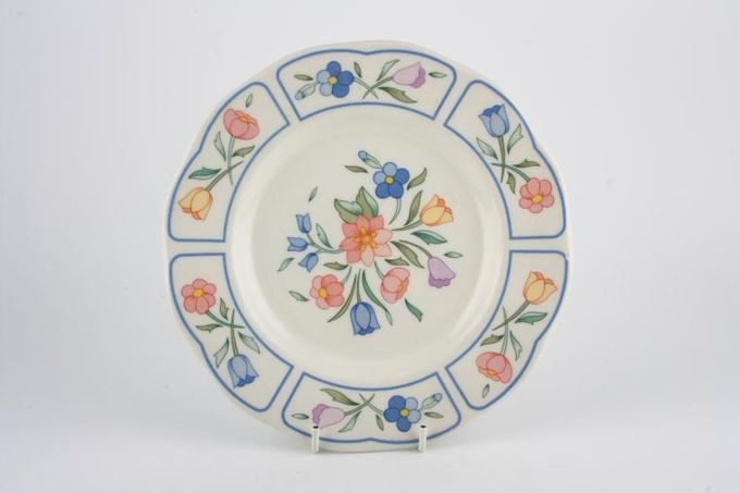 "Johnson Brothers Sheringham Breakfast / Lunch Plate 8 3/4"""