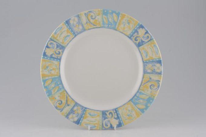"Johnson Brothers Tulip Dinner Plate 10 3/4"""