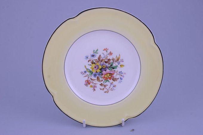 "Johnson Brothers Pareek - JB935 Breakfast / Lunch Plate Square 8 3/4"""