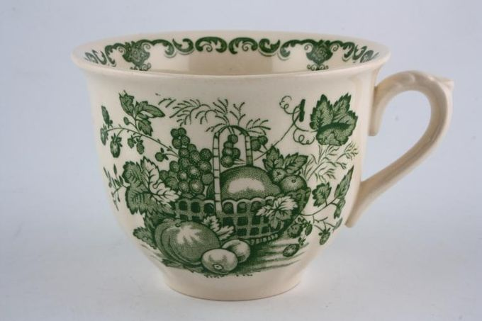 Johnson Brothers Fruit Basket - Green Breakfast Cup