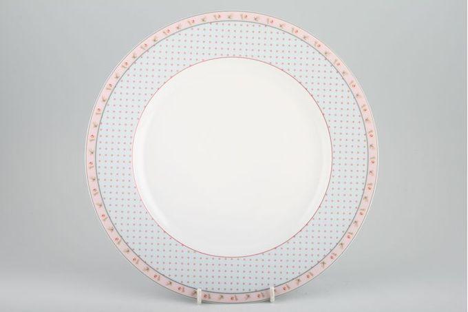 """Laura Ashley Louisa Dinner Plate 11"""""""