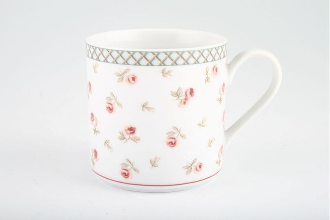 Laura Ashley Louisa Coffee Cup 2 3/4 x 2 7/8""