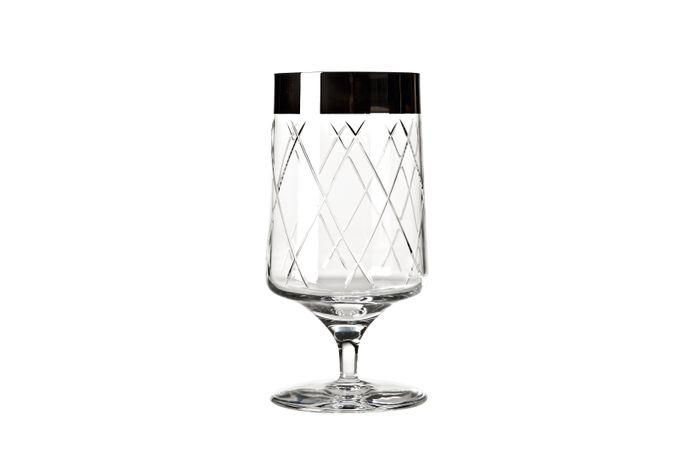 Atlantis Crystal Biarritz Water Goblet Crystal 30% 16cm, 400ml