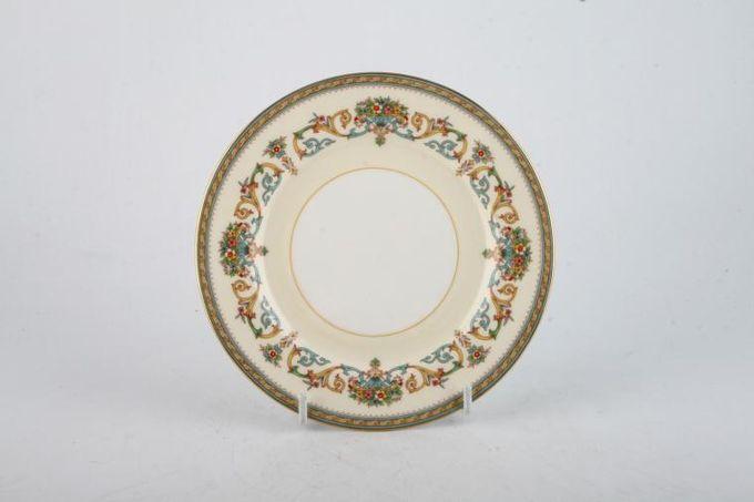 "Aynsley Henley - C1129 Tea / Side / Bread & Butter Plate Plain edge 6 1/4"""