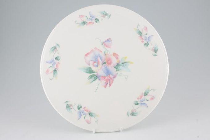 """Aynsley Little Sweetheart Gateau Plate 10 1/2"""""""