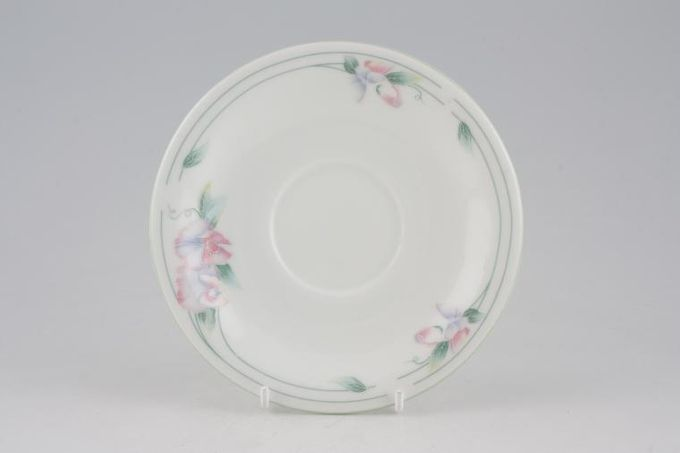 """Aynsley Little Sweetheart Soup Cup Saucer 6 1/4"""""""