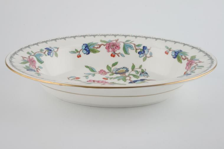 Aynsley - Pembroke - Vegetable Dish (Open) - oval