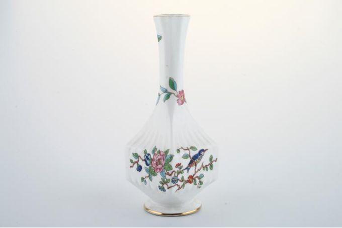 """Aynsley Pembroke Bud Vase square body 7 1/4"""""""