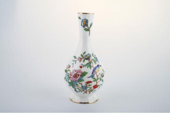 """Aynsley Pembroke Bud Vase globe body 6 1/4"""""""
