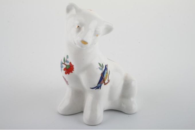 Aynsley Pembroke Animal Figurine Polar Bear 3 5/8""