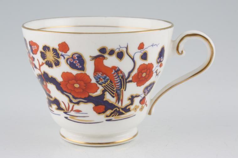 Aynsley - Bird of Paradise - Teacup