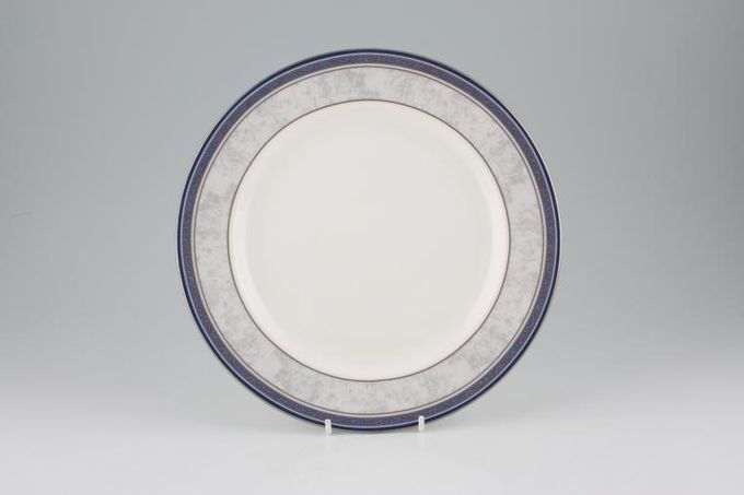 Aynsley Venezia Breakfast / Salad / Luncheon Plate accent (wide rim pattern) 9 1/8""