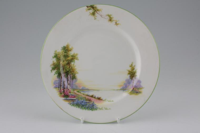 Aynsley - Bluebell Time - Tea / Side / Bread & Butter Plate