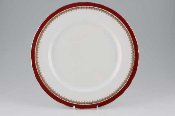 Aynsley Ambassador - Wavy Edge Dinner Plate 10 3/8""