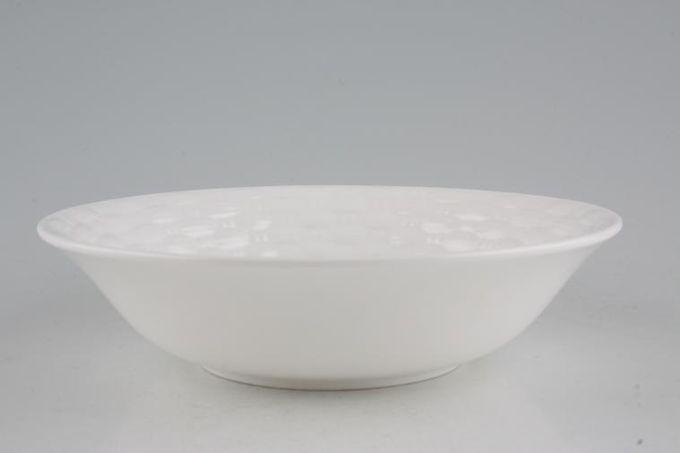 "Aynsley Basketweave Oatmeal / Cereal / Soup 6 3/4"""