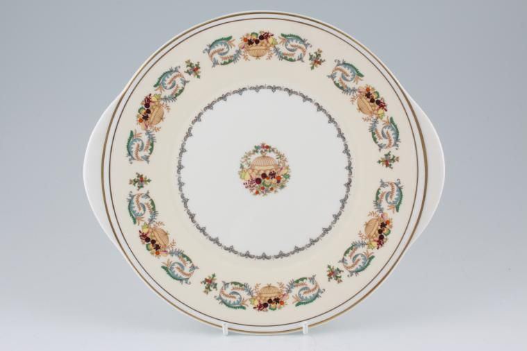 Aynsley - Banquet - Cake Plate - Round