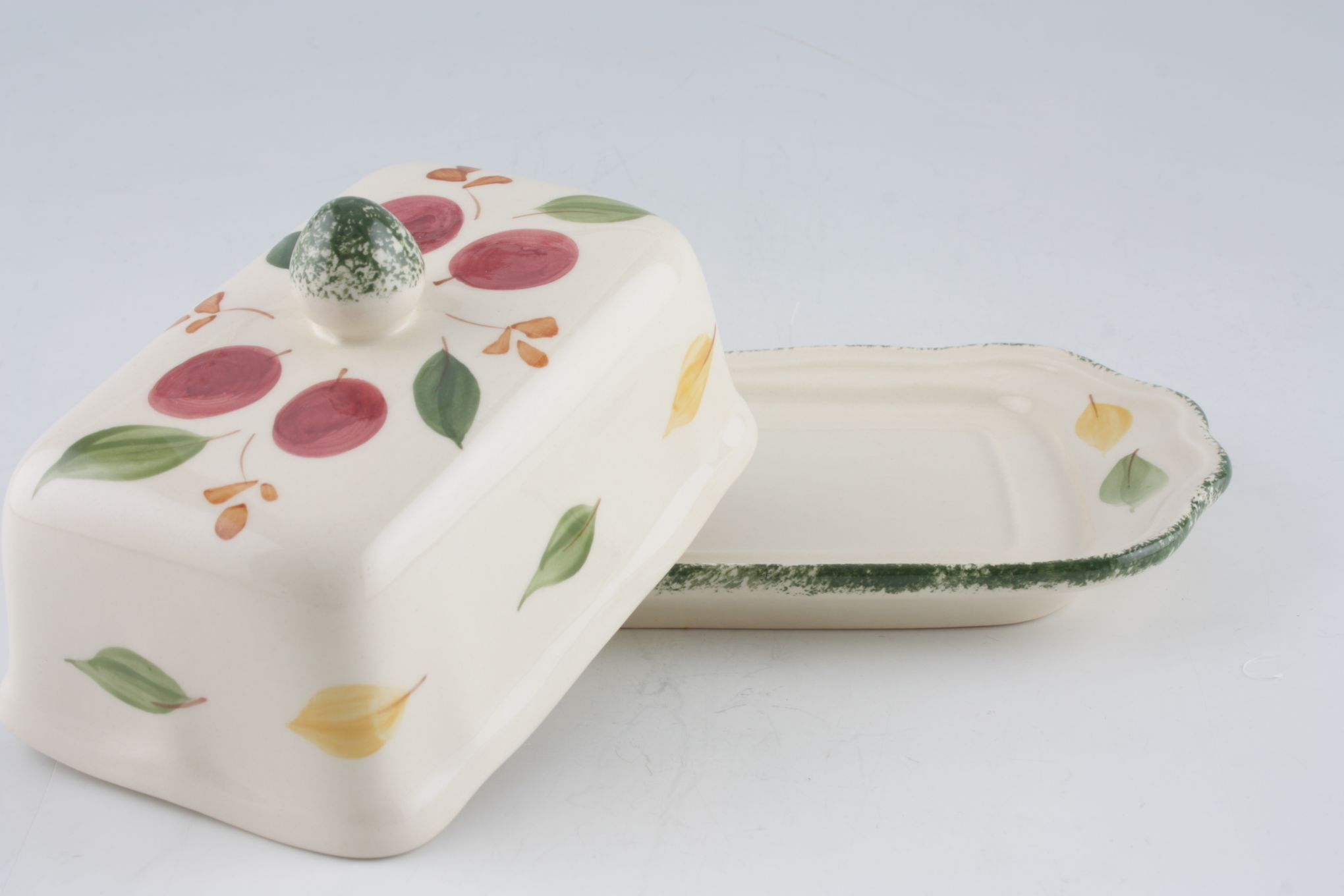 Marks & Spencer Damson Butter Dish + Lid thumb 2