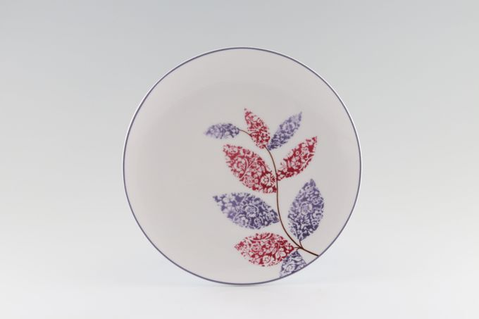 Marks & Spencer Grace - Leaves Breakfast / Salad / Luncheon Plate 8 1/4""