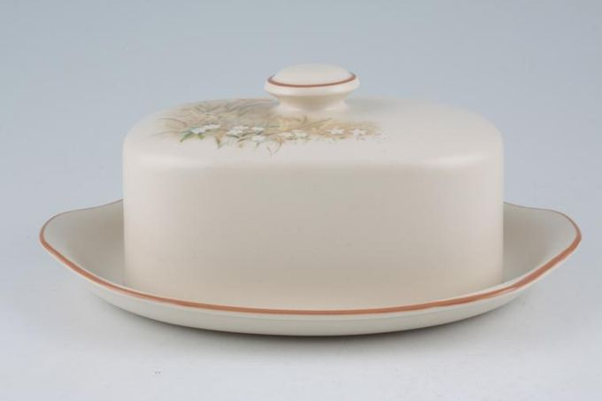Marks & Spencer Field Flowers Butter Dish + Lid